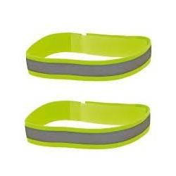 Accessoire velo M-Wave 2 bandes réfléchissantes à velcro