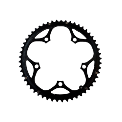 Shimano 53 teeth chainring 9 speed 130 mm