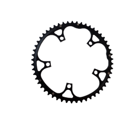 Stronglight CT2 53 teeth chainring 9/10 speed 135 mm