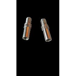 Axe etrier de frein pour V-Brake ou cantilever (x2)