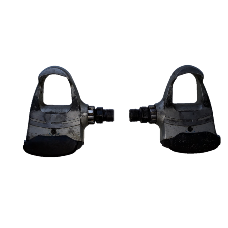 Exus automatic pedals for road bike