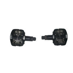 Shimano PD M535 pedals used
