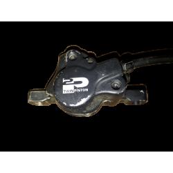 Front disc brake Tektro twin piston 2D mtb used