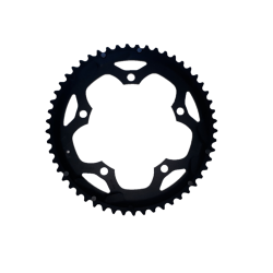 Shimano 53 teeth chainring 10 speed type B 130 mm