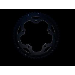 Shimano 53 teeth chainring 10 speed type B 130 mm