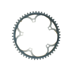 Campagnolo 52 teeth chainring 9 speed 135 mm used