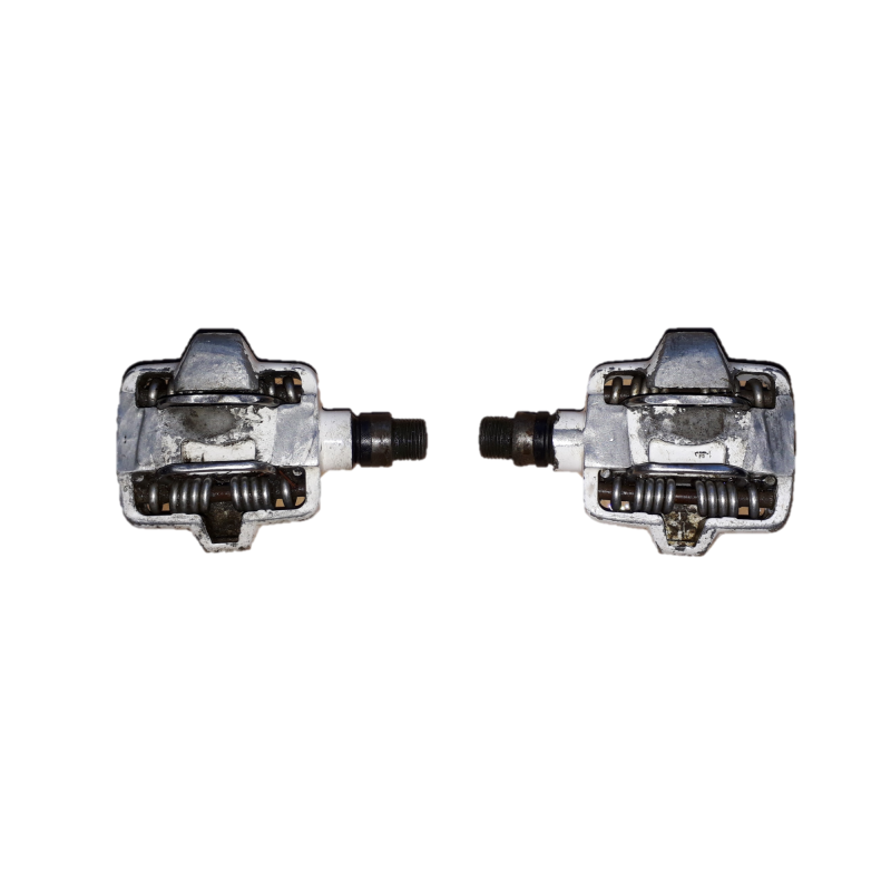 Time Atac pedals used