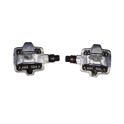 Time Atac pedals used for mountain bike