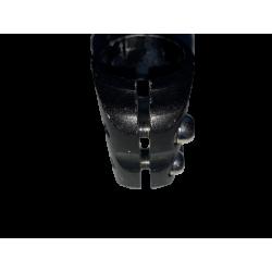 Potence aluminium 90 mm