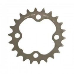Shimano Deore LX chainring 22 teeth 9 speed 64 mm