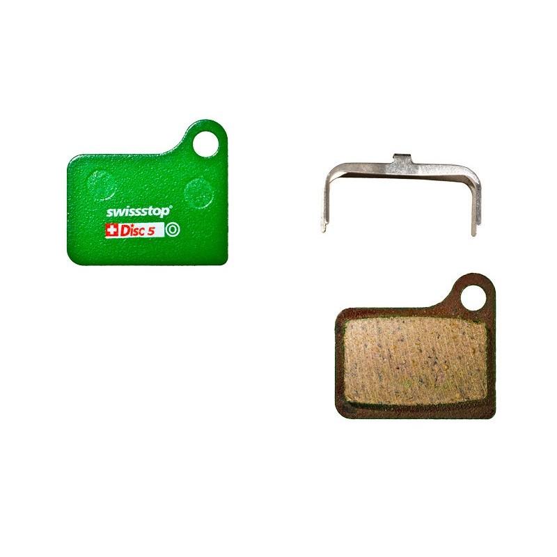 Swissstop disc5 Shimano Deore Nexave brake pads