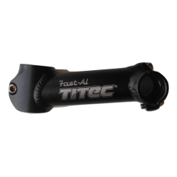"Titec Fast Al stem 120 mm 1""1/8 25.4 mm used"