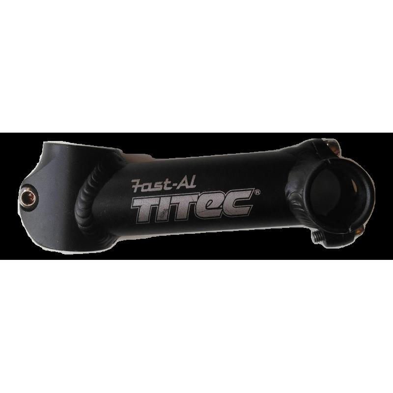 """Titec Fast Al potence 120 mm 1""""1/8 25.4 mm"""