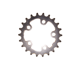 Shimano 22 teeth chainring 9 speed 58 mm used