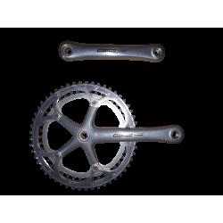 pedalier campagnolo occasion record 10 vitesses double occasion