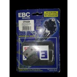 EBC Shimano Deore & Nexave plaquettes de frein à disque