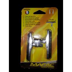 Mafac 2 patins de frein à vis pour v-brake