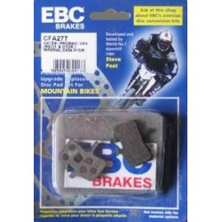 EBC Hayes HFX9 / Mag / MX1 / Promax brake pads for mtb