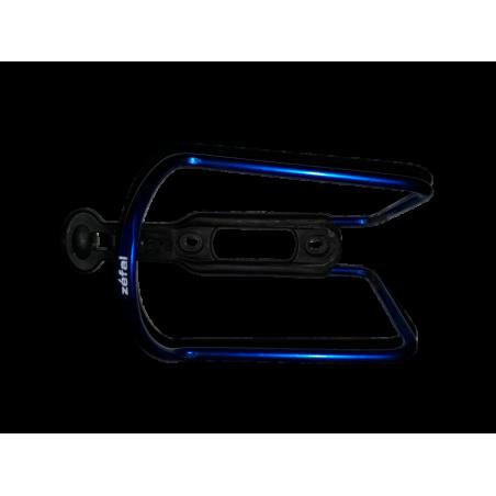 porte bidon zefal en aluminium anodisé bleu occasion
