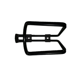 Aluminium bottle cage used