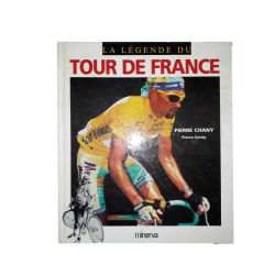 "Book ""the legend of TOUR DE FRANCE"" 1998"