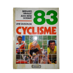 "Book ""a cycling season 83"""