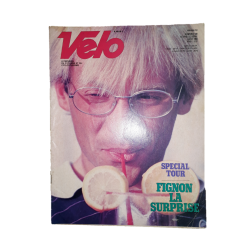 """Vélo"" magazine n°180 august 1983 used"