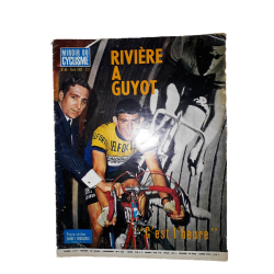 """Miroir du cyclisme"" magazine n°84 april 1967"