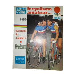 """Miroir du cyclisme"" magazine n°50 october 1964 used"