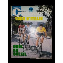 "Magazine ""Miroir du cyclisme"" mai 1972"