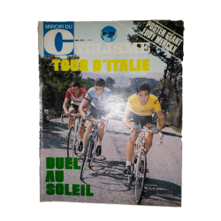 """Miroir du cyclisme"" magazine may 1972"
