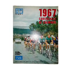 "Magazine ""Miroir du cyclisme"" n°83 mars 1967"