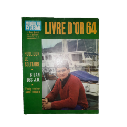 """Magazine """"Miroir du cyclisme"""" n°51 novembre 1964"""
