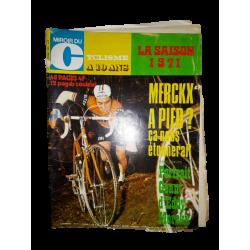 """Miroir du cyclisme"" magazine n°138 february 1971"