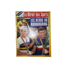 "Magazine ""Miroir des sports"" n°1.147 aout 1966"