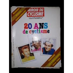 """Miroir du cyclisme"" magazine n°291 1980"