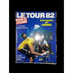 "Magazine ""Miroir du cyclisme"" n°319 juin 82"