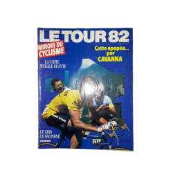 """Miroir du cyclisme"" magazine n°319 june 82"