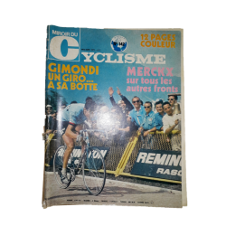 """Miroir du cyclisme"" magazine may-june 1971"