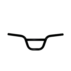Steel BMX handlebar width 57 cms