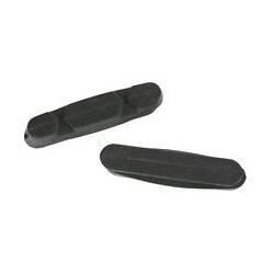 2 brake pads campagnolo fibrax