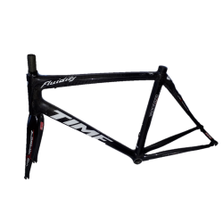 cadre vélo occasion Time Fluidity carbone taille S