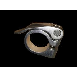 Collier de selle à levier diamètre 32 mm aluminium