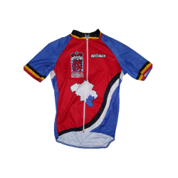 Bio Racer maillot cycliste province du Luxembourg taille 2