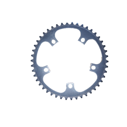 Chainring 46 teeth aluminium 7/8 speed 120 mm