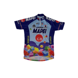 maillot cycliste mapei occasion
