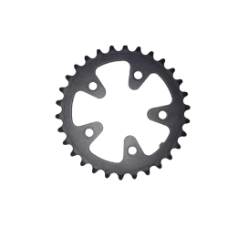 Shimano chainring 30 teeth type A 8/9 speed 74 mm