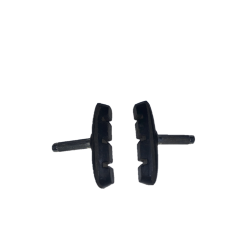 Patins frein velo à tige pour V-Brake ou cantilever