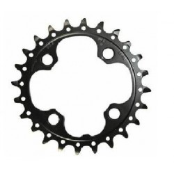 Shimano SLX chainring 24 teeth 64 mm 10 vitesses