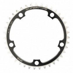 Miche Supertype chainring 40 teeth 135 mm 9/10 speed